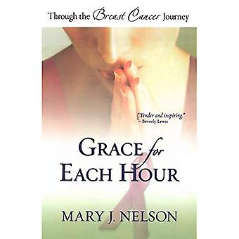 Grace for Each Hour: Through the Breast Cancer Journey (Paperback)
