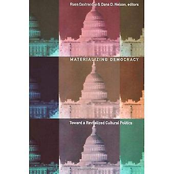 Toteutuvat demokratian: kohti elvyttää kulttuuripolitiikan