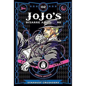 Jojo's Bizarre Adventure: del 3--Stardust korsfararna, Vol. 4 - Jojo's Bizarre Adventure: del 3--Stardu 4