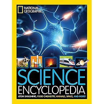 Enciclopedia della scienza: Atom Smashing, chimica degli alimenti, animali, spazio e più!