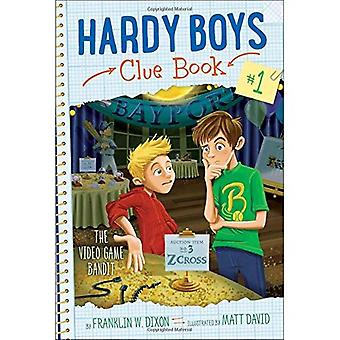 De Video Game Bandit (Hardy Boys aanwijzing boek)