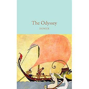 De Odyssey - Macmillan Collector's Library