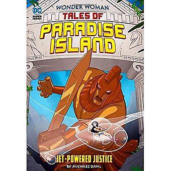 Justice à réaction (Wonder Woman Tales of Paradise Island)