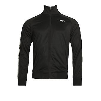 Kappa Banda Anniston Track Jacket | Black/White
