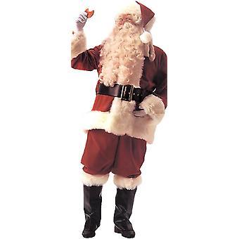 Prestige Santa vuxen dräkt