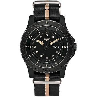 Traser H3 watch professional sand P6600. 2AAI. L3. 01 100232
