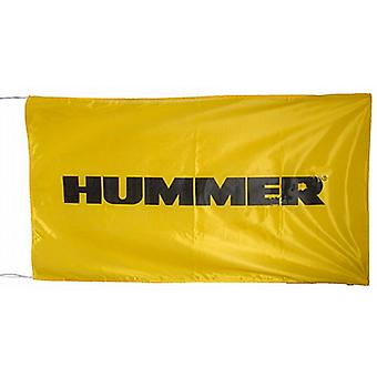 Store Hummer nylon flag 1500 mm x 900 mm (på)
