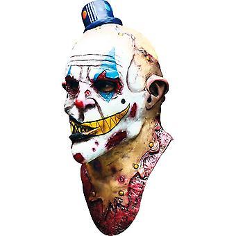 MIME-Zack Erwachsenen Latex-Maske für Halloween