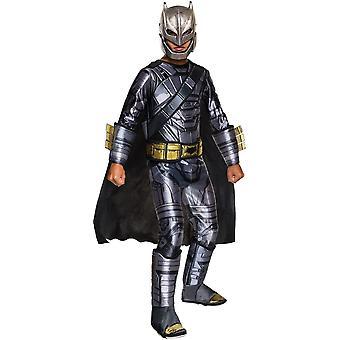 Traje blindado de Batman para niños