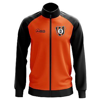 Dundee United Concept Football Track Jacket (Orange)