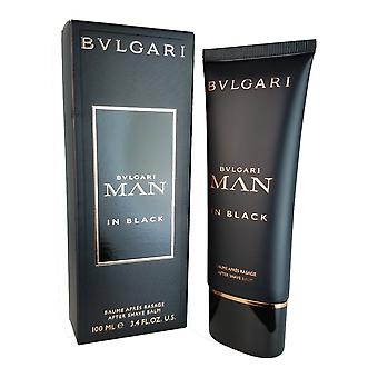 Bvlgari man in black 3.4 oz after shave balm