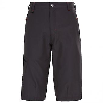 Trespass Mens Locate Long Length Walking Travel Shorts
