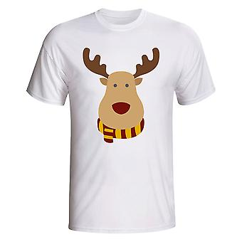 Motherwell Rudolph Supporters T-shirt (white)