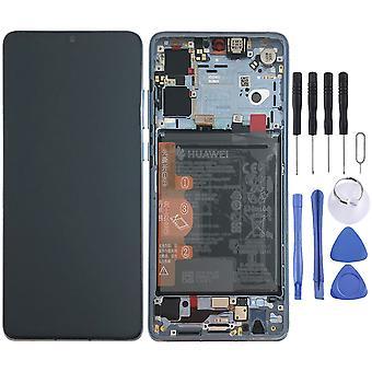 Huawei Display LCD Einheit + Rahmen für P30 Service Pack 02352NLP Breathing Crystal Neu
