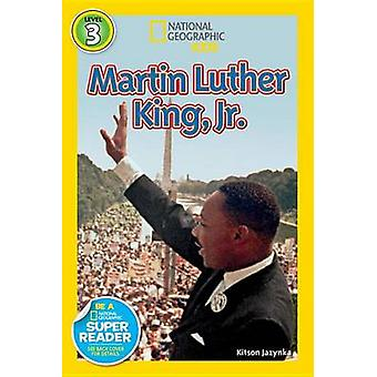 Martin Luther King - Jr. by Kitson Jazynka - 9781426310881 Book
