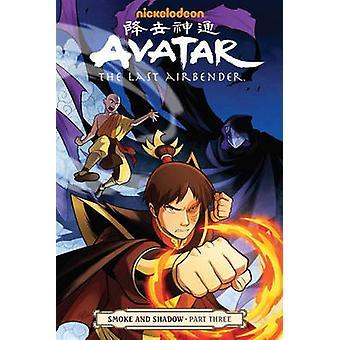 Avatar - The Last Airbender - Smoke and Shadow Part 3 by Gene Luen Yan