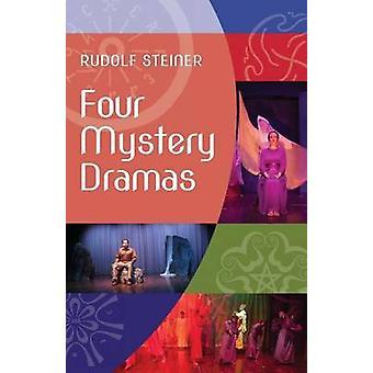 Four Mystery Dramas by Rudolf Steiner - Ruth Pusch - Hans Pusch - 978