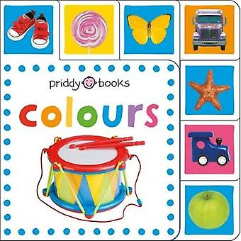 Mini Tab Colours by Roger Priddy - 9781783417506 Book