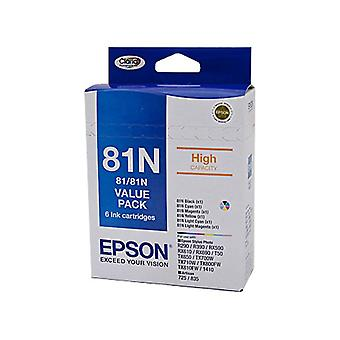 Epson 81N HY Ink Value Pack