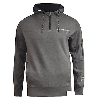 Mens hoodie crosshatch cravy sweatshirt  hooded top