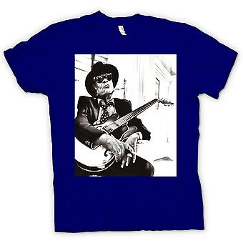Womens T-shirt - John Lee Hooker - Blues