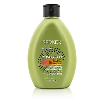 Redken Curvaceous Low Foam Moisturizing Cleanser (For All Curls Types) 300ml/10.1oz
