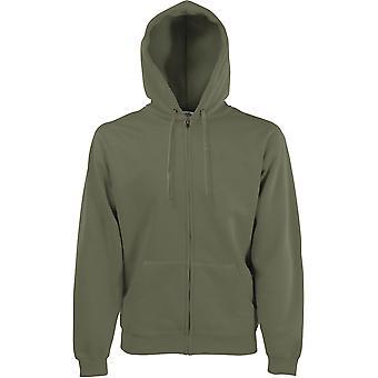 Fruit Of The Loom - Premium 70/30 Hooded Sweatshirt Mens Jacket