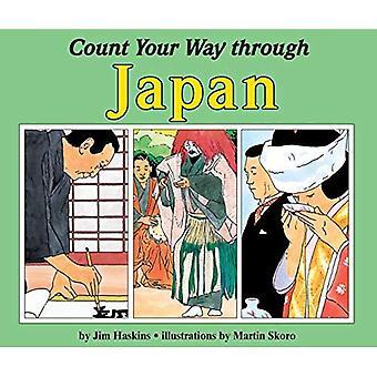 Räkna igenom Japan