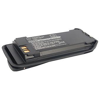 Batterie für Motorola PMNN4066 PMNN4077 PMNN4101 DGP4150 DGP6150 DP3400 DP3401