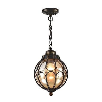 Maytoni Lighting Champs Elysees Bronze Antique Pendant Lamp 1 X 100W