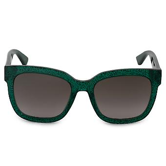 Gucci Square Sunglasses GG0034S 007 54