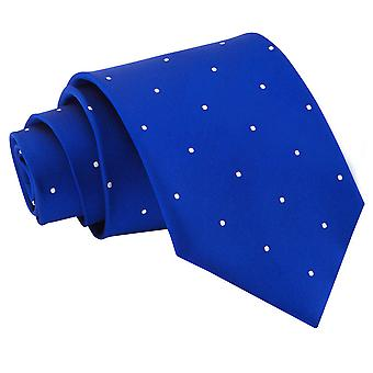 PIN Dot Royal Blue Tie