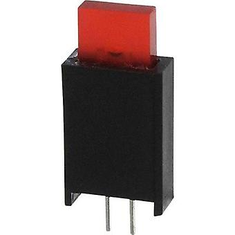 Componente de LED rojo (L x W x H) 23.68 x 9,91 x 4,75 mm Dialight