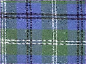 Melville, Antique - Pure tartan de laine