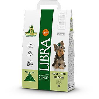 Libra Dog Cibo Secco per Cani Mini Adult di Pollo