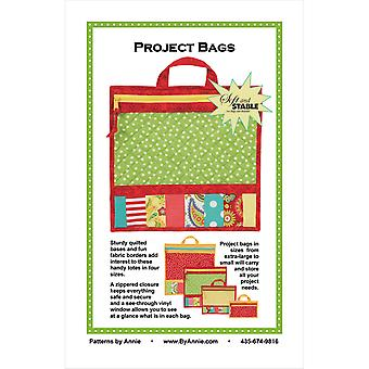 Patterns By Annie-Project Bags PBA-206