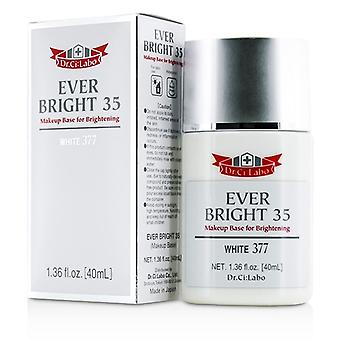Dr. Ci:Labo Ever Bright 35 Make Up Base (White 377) 40ml/1.36oz