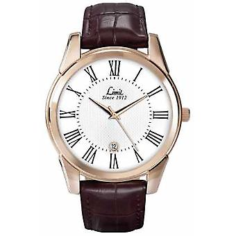 Limit Mens Limit Leather 5453.01 Watch