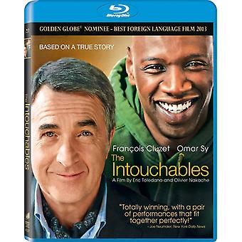 Intouchables [BLU-RAY] USA import