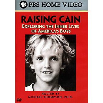 Raising Cain [DVD] USA import