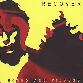 Recover - Rodeo & Picasso [CD] USA importerer