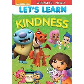 Let's Learn: Kindness [DVD] USA import