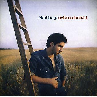Alex Ubago - Aviones De Cristal [CD] USA import