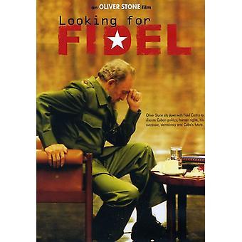 Leder du efter Fidel [DVD] USA import