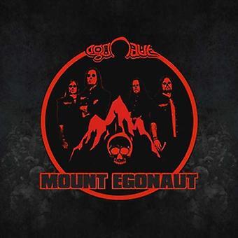 Egonaut - Mount Egonaut [CD] USA importerer