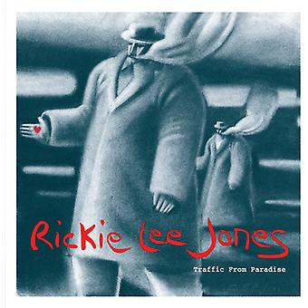 Rickie Lee Jones - Traffic From Paradise [CD] USA import