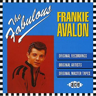 Frankie Avalon - Fabulous Frankie Avalon [CD] USA import