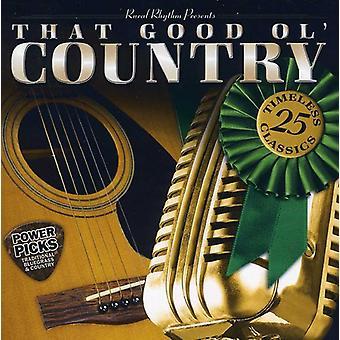 At god Ol tid land-Power Picks: 2 - at god Ol tid land-Power Picks: 2 [CD] USA importerer