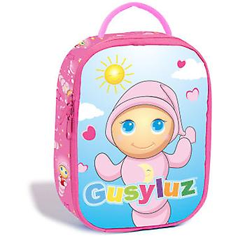 Molto Gusy Luz Lunch Bag Girl (Toys , School Zone , Backpacks)