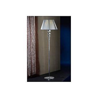 Schuller mercurio lámpara de pie, 1L, Cle